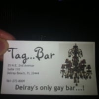 Photo taken at Tag-Bar Delray by Adrienne R. on 9/6/2011