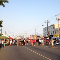 Photo taken at Night Market Washington Avenue by Jennifer T. on 6/28/2012