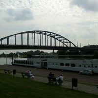 Photo taken at Arnhem Aan De Rijn by Florian B. on 8/24/2012