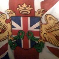 Photo taken at Union Jack's British Pub by Juan M. on 8/10/2012