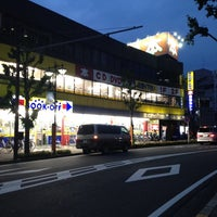 Photo taken at BOOKOFF 本厚木駅前大通り店 by MAYUKI on 5/9/2012