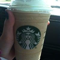 Photo taken at Starbucks by Justine L. on 4/22/2012