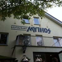 Photo taken at Mythos by Curt Simon H. on 6/10/2011