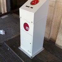 Photo taken at Metro seminari ceu by Miquel C. on 10/5/2011