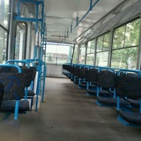 Photo taken at 7. tramvajs | Ausekļa iela - Ķengarags by Renars G. on 9/8/2011