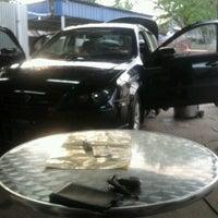 Photo taken at Esso Car Wash- Sri Gombak by Ashley S. on 1/6/2012