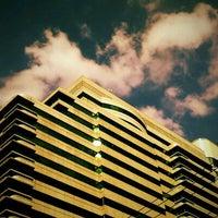 Photo taken at Asoke Towers by T-Rex on 11/8/2011