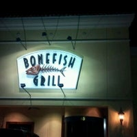 Photo taken at Bonefish Grill by Edith P. on 1/30/2012