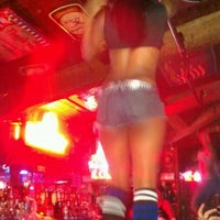 Photo taken at Coyote Ugly Saloon - Panama City Beach by Jillian S. on 11/20/2011