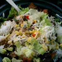 Photo taken at QDOBA Mexican Eats by KJ on 9/16/2011