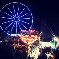 Photo taken at Wurstfest by Wendy S. on 11/13/2011