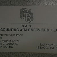 Photo taken at B & B Accounting and Tax Service LLC by Maeve O. on 9/24/2011