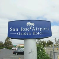 Photo taken at San Jose Airport Garden Hotel by Andy W. on 8/21/2011