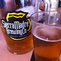 Photo taken at Sierra Madre Brewing Co. by Alberto C. on 8/17/2012