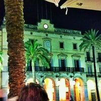 Foto tomada en Plaça de la Vila por Victor L. el 9/2/2011