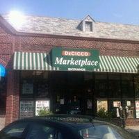 Photo taken at DeCicco Marketplace by Simon C. on 9/12/2011
