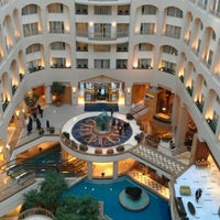 Photo taken at Grand Hyatt Washington by Emmanuel A. G. on 12/31/2011