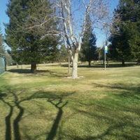 Photo taken at Gibbons Park by Alexandrea G. on 1/5/2012