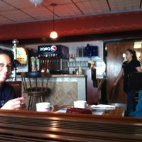Photo taken at Compton's Pancake House by Tyrone B. on 5/5/2012