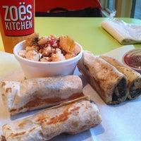Photo taken at Zoës Kitchen by Christian S. on 8/10/2011