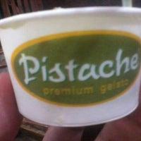 Foto tirada no(a) Pistache Gelateria por Anderson N. em 1/5/2012