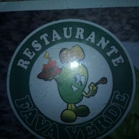 Photo taken at Restaurante Fava Verde by Gedir C. on 10/12/2011