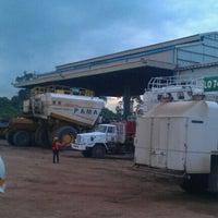 Photo taken at PT.United Tractors Site Bendili KPCS by Mhoko 2. on 12/29/2011