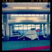 Photo taken at Bishop International Airport (FNT) by CoCo R. on 7/15/2012