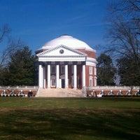 Photo taken at University of Virginia by Travis C. on 12/3/2011