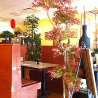 Photo taken at Sushi Avenue by Teri-Lyn C. on 4/11/2012