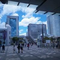 Photo taken at Kaihimmakuhari Station by Takeshi D. on 6/10/2012