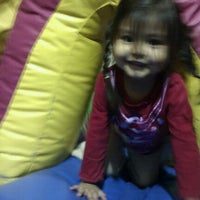 Photo taken at Jumping Jungle by Sylvia B. on 1/13/2012