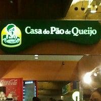 Photo taken at Casa do Pão de Queijo by Wil C. on 3/27/2012