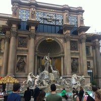 Photo taken at The Forum Shops at Caesars by 👸 Jane D. on 3/16/2012