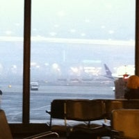 Photo taken at Terminal A by Lorrie S. on 3/16/2012