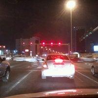 Photo taken at Ramada Intersection by Diya Eldin A. on 9/19/2011