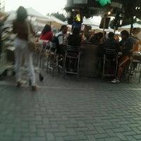 Photo taken at PiscoBar Restobar by Krol C. on 1/31/2012