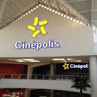 Photo taken at Cinépolis by Alex P. on 8/12/2012