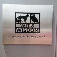 Photo taken at Wit and Wisdom Tavern by Peter K. on 6/17/2012