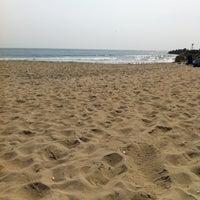 Photo taken at Manasquan Beach by Meagan on 4/16/2012