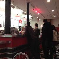 Photo taken at Mel's Downtown Creamery by Lauren Nicole on 4/29/2012