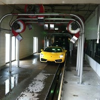 Photo taken at Outshiner Car Wash by Shawn W. on 5/9/2012