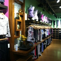 Photo taken at lululemon athletica by Alice L. on 4/11/2012