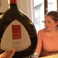 Photo taken at Michels Stern Hotel Markbreit by Luiz A. on 7/17/2012