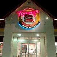 Photo taken at Original Tommy's Hamburgers by Joseph G. on 1/22/2012