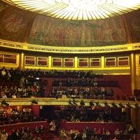 Photo prise au Théâtre des Champs-Élysées par Karine J. le5/2/2012