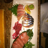 Photo taken at Ozumo by Amy on 9/16/2011