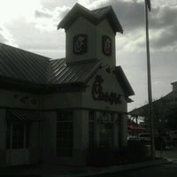 Photo taken at Chick-fil-A by Donald R. on 1/10/2012