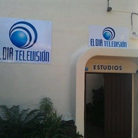Photo taken at El Dia Television by Angel C. on 1/30/2012