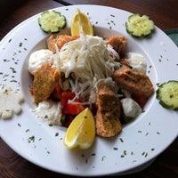 Photo taken at Restaurace Brko by Bikocom's Guide on 4/4/2011